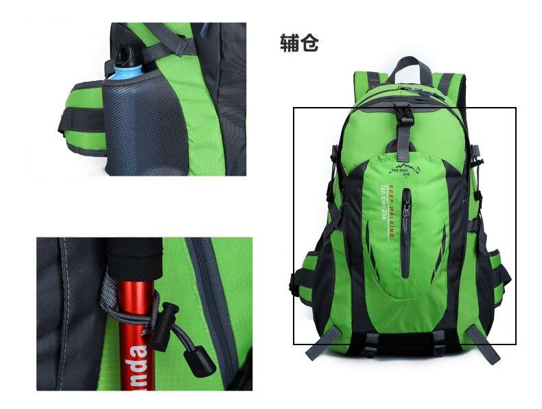 caminhadas saco ciclismo escalada mochila portátil saco