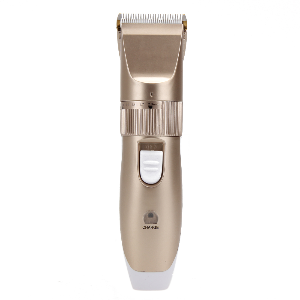 Electric Hair Clipper Rechargeable Battery 220-240V Professional Hair Trimmer For Men Barber Cutter Children And Pet haircut sportsman 2017 top selling professional electric hair clipper trimmer knife head washable good quality men and children