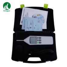 TES-1151 oryginalny cyfrowy miernik poziomu dźwięku 30 do 130 dB TES-1151 DC AC poziom hałasu Tester tanie tanio 30 ~ 130dB TES1151 cnlandtek