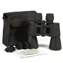 Cheapest prices Outdoor 10X50 HD Binoculars Outdoor Telescope Handheld Wide-angle Central Zoom Portable LLL Night Vision Binoculars High-Powered