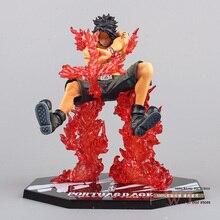 """6 """"14 cm One Piece Feu Fist Ace-Portgas D Ace Cross Fire Bataille Ver. zéro Action PVC Figure Collection Modèle Jouet OPFG271"""