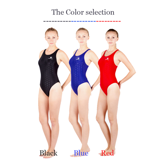 9e7d9c059c0ed HXBY Arena Swimsuits Professional One Piece Swimsuit For Girls Swimwear  Women Racing Swimming Suit Womens Swim Wear Children