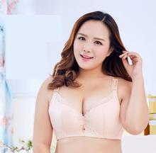Mozhini 36 38 42 44 46 48 50 D E big size bra for women plus underwear push up Full Cup lady Intimates Female Bra