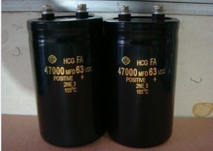 63v 47000uf Electrolytic Capacitor Radial 47000UF 63V 65x105mm (1pcs) Free shipping  цены