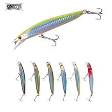 цены XTS Fishing Lures Minnow Quality Professional Baits 120mm 23g,130mm 30g Crankbaits Penceil Bait Popper 6 Colors Fishing Lure7502