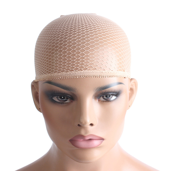 Top Hairnets Good Quality Mesh Weaving Wig Hair Net Making Caps Weaving Wig Cap Hairnets