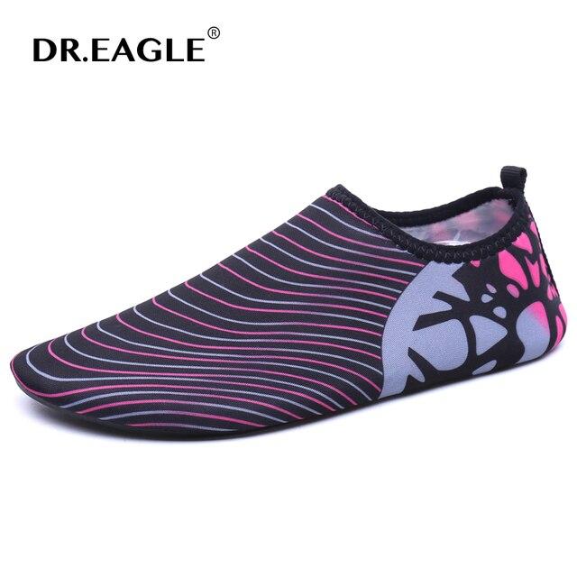 91173e00bfd3e ÁGUILA piel zapatos agua zapatos de playa mujer descalzo Rápidamente seco  GIMNASIO Senderismo zapatillas