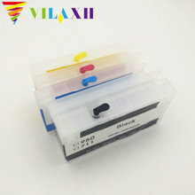 Vilaxh 954xl Refillable Cartridge Replacement For HP 953 954 955 952 XL for Officejet Pro 8730 8740 8735 8715 8720 8725 Printer