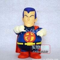 22cm Dr Slump Arale Anime Cartoon Fool Superman Action Figures PVC Brinquedos Collection Figures Toys For