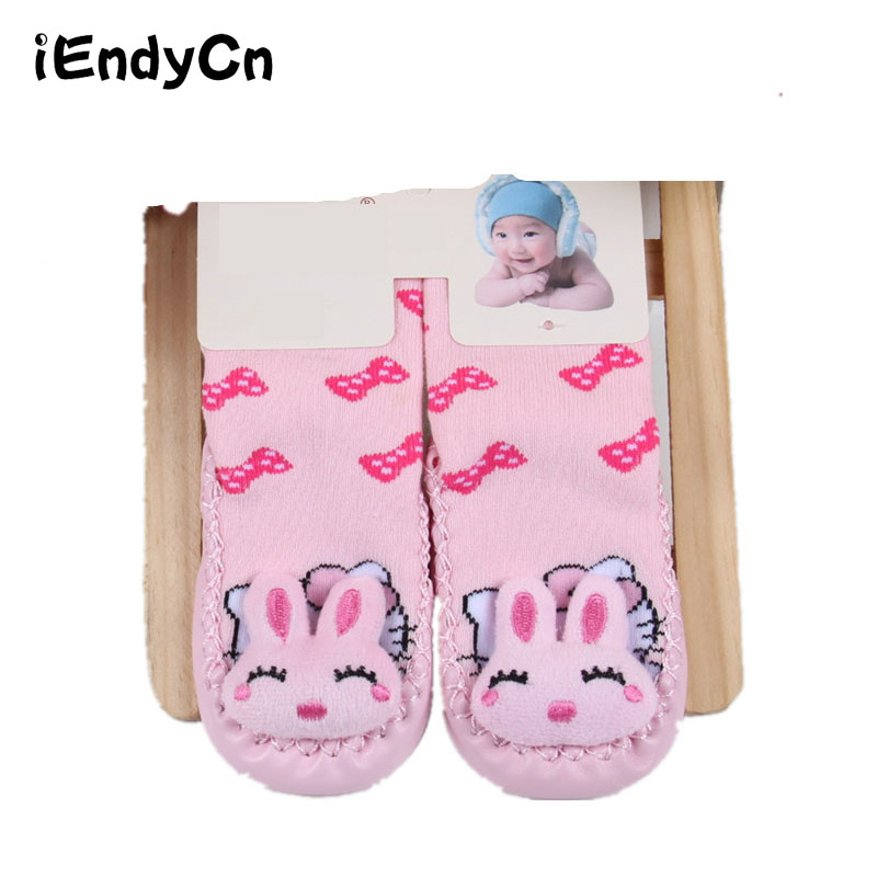 Sock Baby Shoes Rubber-Soles Non-Slip Winter Boys with Spring And Summer WS916YD