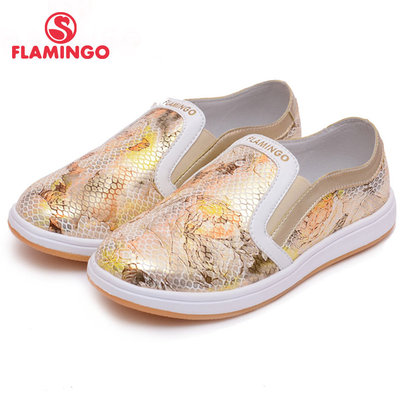 FLAMINGO 100% Russian Famous Brand 2016 New Arrival Spring Kids sneakers Fashion High Quality Children shoes 61-XP148/XP149 high quality famous brand upscale 100