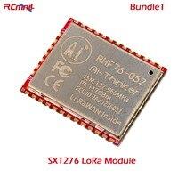 RCmall loramodule STM32L052C8T6 uartlorawan SX1276 433 МГц 470 868 МГц 915MHZRHF76-052/SX1278 433 МГц 470MHZHZRHF78-052 FZ2853-4