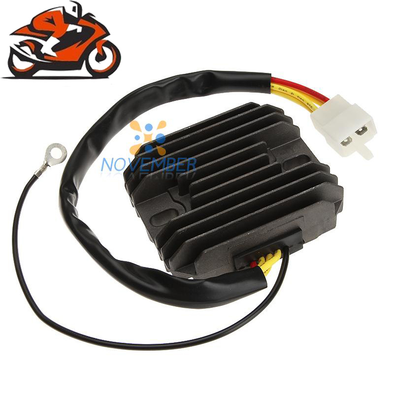 12v Solid State Motorcycle Voltage Regulator Rectifier for Suzuki GS1100E GS1100ES GS1100G GS1100 GL GS1100GK GS1100GKZ aliexpress com buy 12v solid state motorcycle voltage regulator 1983 suzuki gs1100 wiring diagram at alyssarenee.co
