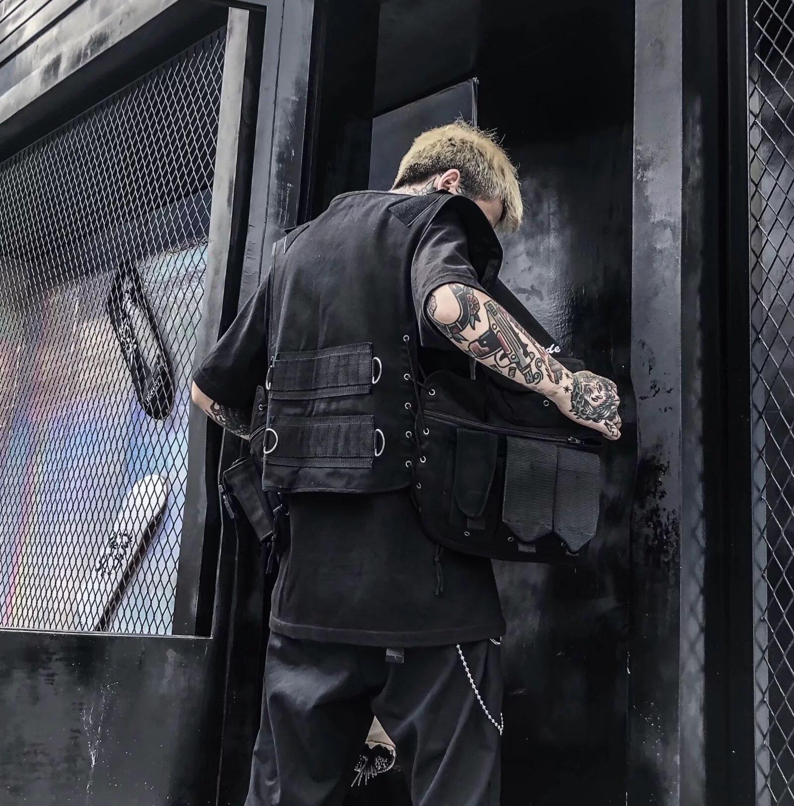 Cargo Tactical Vest