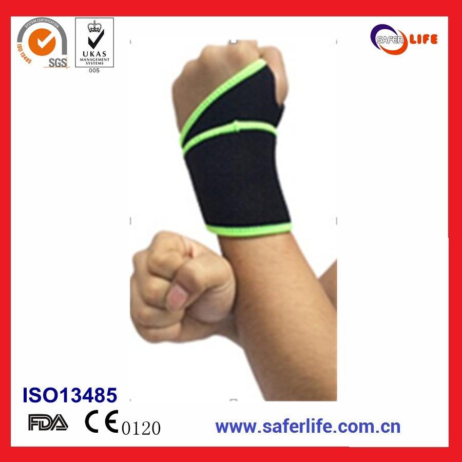 Support sport bande bracelet poignet protecteur basket/Tennis/volley/Badminton/cyclisme