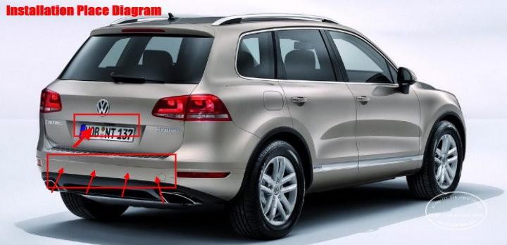 Volkswagen-Touareg-BIBI Alarm Parking System