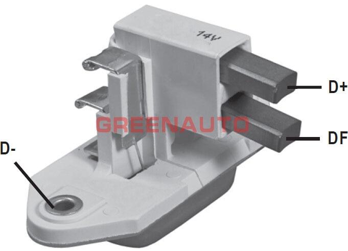 Voltage Regulator 14V 55A for CATERPILLAR  ALTERNATORY BOSCH