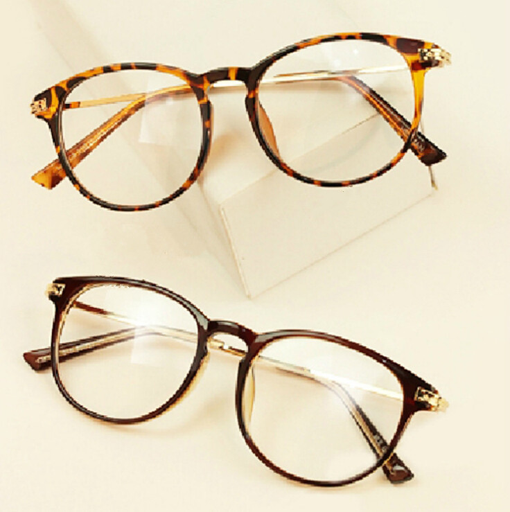 49e89c962d3 2018 Gafas Elegant Eyeglasses Fashion Myopia Optical Computer Glasses Frame  Brand Design Plain Eye Oculos De