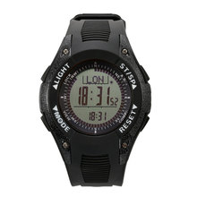 SUNROAD FR8202A Multifunction Barometer Watch Men -Altimeter Clock Thermometer Weather Forecast Digital Sports Watches Men