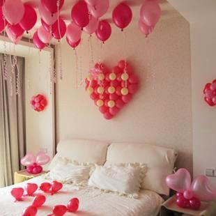 Wedding supplies birthday thickening pearl arch balloon - Detalles para cena romantica ...