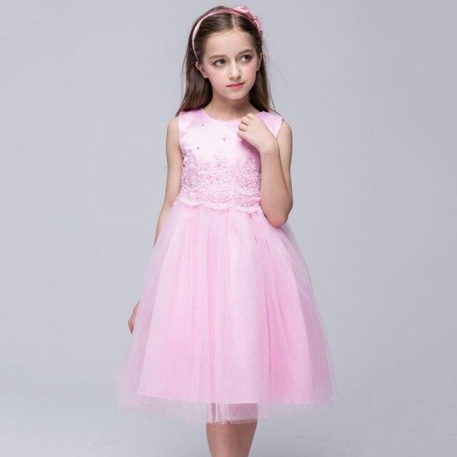 Vestidos elegantes infantiles