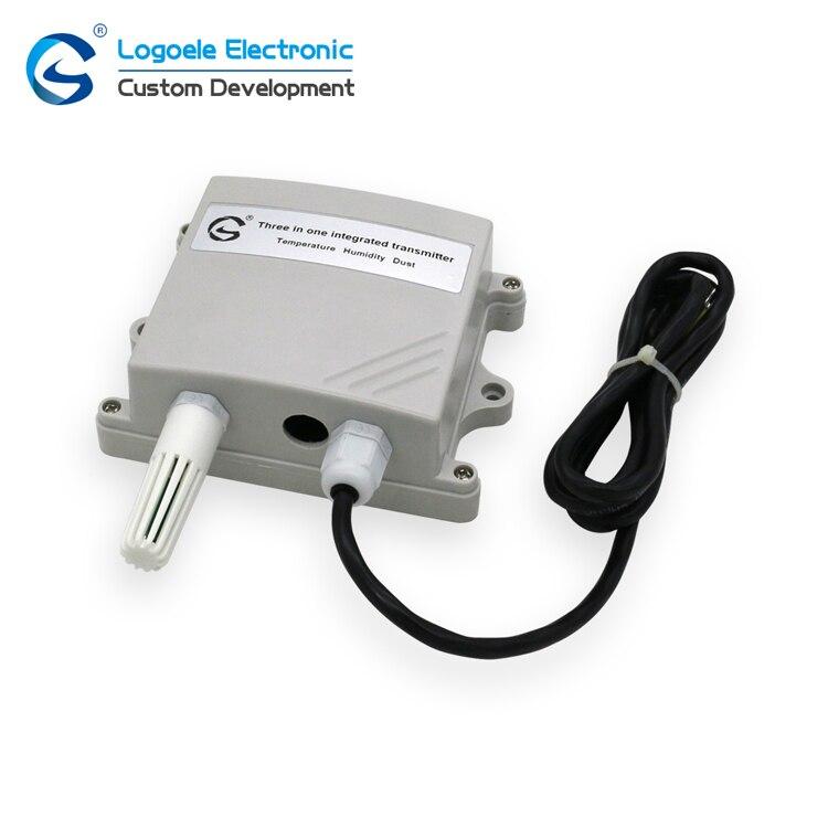 Cheap temperature and humidity sensor