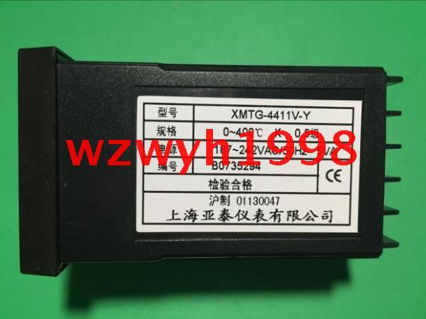 AISET Genuine Shanghai Yatai XMTG 4000 intelligent temperature control XMTG-4411V-Y temperature controller