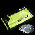 50 unids/set Peluquería Hairspray Máscaras con Cuerda Herramientas de Corte de Pelo Para Colorear para Proteger Los Ojos y La Cara Desechables Careta