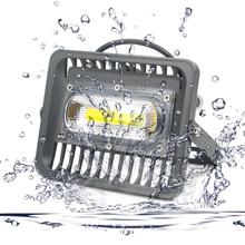 Hoge Heldere Led Schijnwerper 100W 70W 50W 30W Schijnwerper IP66 Waterdicht AC220V Led Reflector Led Outdoor verlichting Tuin Lamp