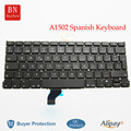 New Spanish Keyboard For Apple Macbook Retina A1502 Spanish Espain Keyboard Replacement 2013