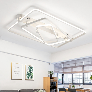 Moderne/RectangleLED Decke Lichter für Wohnzimmer Lampe Licht Decke Bett  Zimmer LED Beleuchtung Decke Lampe Hause Licht