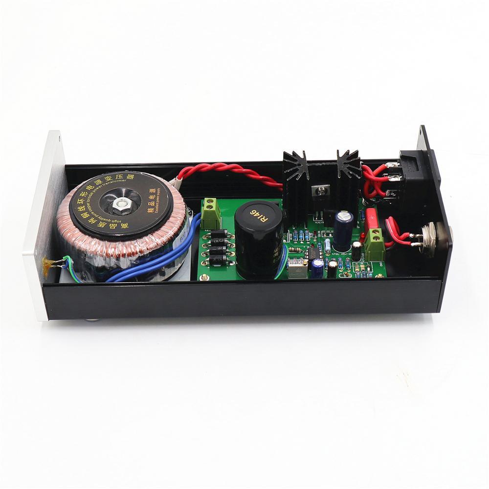 STUDER900 régulateur alimentation linéaire DC12V 2.5A 30 W DAC décodeur Audio adaptateur secteur professionnel - 2