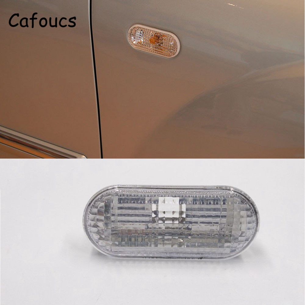 Right Side For Ford Focus Mk2 2005-2008 Wing Door Mirror Indicator Light Lamp