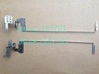 Precio Original ordenador portátil portátil LCD LED izquierda y derecha del eje bisagras bucles para NEC LS150