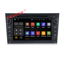 Two din 7inch Capacitive screen android7.1 car gps navigator for Opel Astra Zafira Vivaro Corsa Meriva Antara free shipping