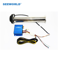 SEEWORLD Fuel Consumption Detection Device With Monitoring SOS Alarm Vehicle GPS Tracker S208