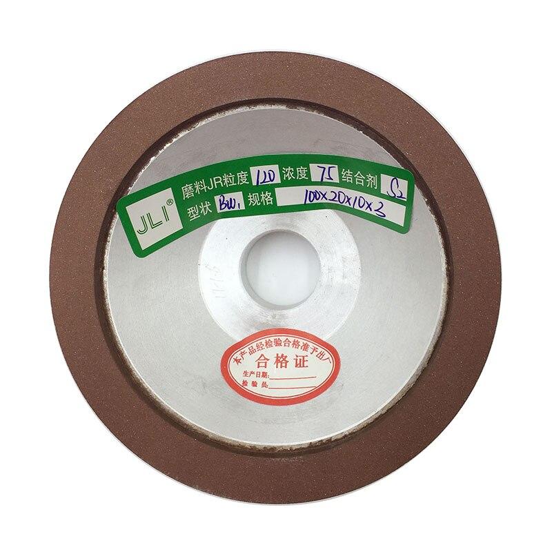 цена на Cup-Shaped Diamond Grinding Wheel 120/150/180/240/320/400 Abrasive Grain Metalworking Grinding Carbide Milling Cutter Power Tool