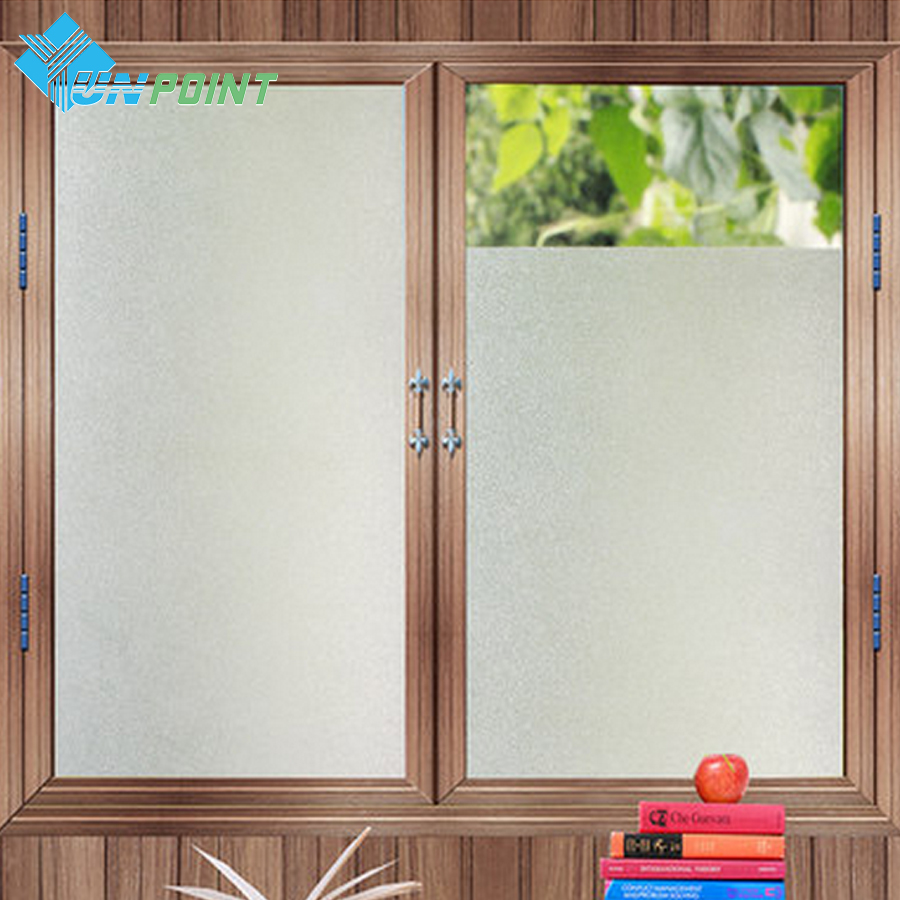 5meter waterproof pvc privacy frosted sticker glass window film self adhesive wallpaper bedroom. Black Bedroom Furniture Sets. Home Design Ideas