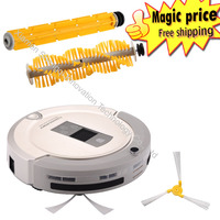 Advanced A325 Robot Vacuum Cleaner For Home Multifunction(Sweep,Vacuum,Mop,Sterilize) Touch Screen Mini vacuum cleaner for home