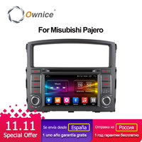 4G SIM LTE Ownice C500 ROM 32G Octa 8 Core Android 6.0 For MITSUBISHI PAJERO V97 2006 2015 Car DVD Player GPS Navi Radio