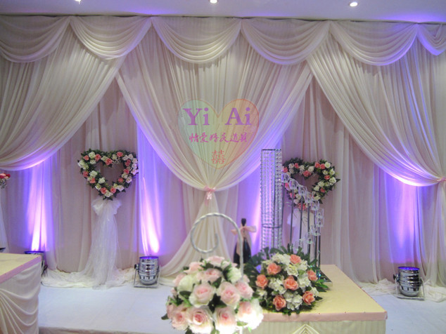 Popular stage backdrops buy cheap stage backdrops lots for Background stage decoration