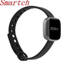 Smartch 0.68 «oled V8 Водонепроницаемый Смарт Часы Heart Rate Шагомер Bluetooth 4.0 Смарт Браслет для Android и IOS