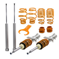 Suspension Coilovers for VW Polo MK4 9N 02 09 fits Skoda Fabia Mk1 MK2
