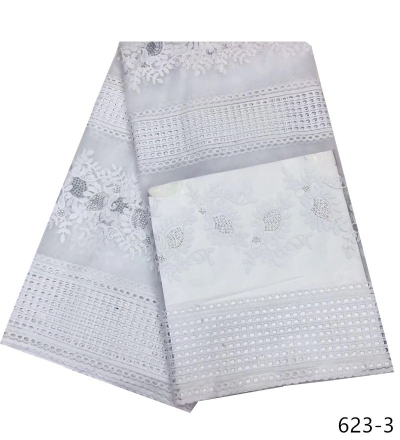 2019 selling african Tulle lace fabric with stone high quality cotton african France lace fabric for milk silk embroidery lace in Lace from Home Garden