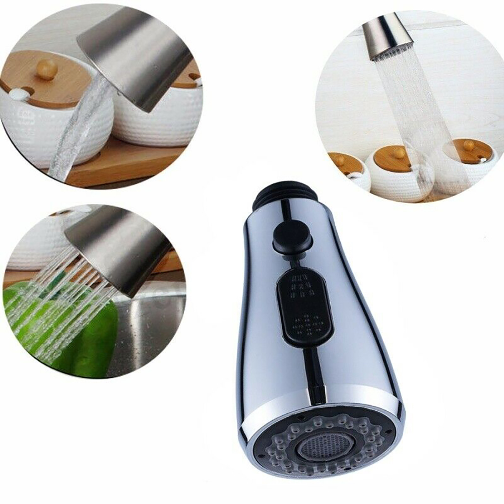 Spray Mixer Tap Head Kitchen Replacement Water-Saving Faucet Settings Suspend Water-saving Shower Head