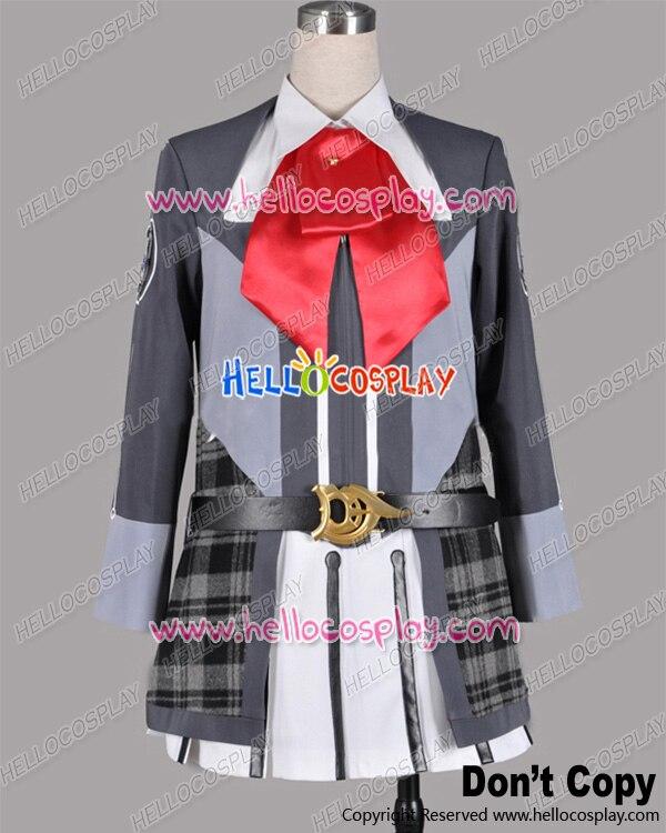 Starry Sky Cosplay Tsukiko Yahisa School Girl Uniform Costume H008