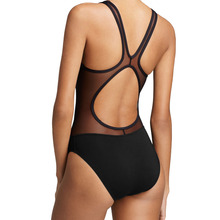 CV One Piece Swimwear Cut Out