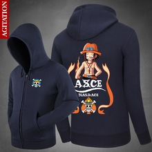 Fire Fist Portgas D. Ace Hoodie
