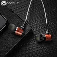 יוקרה CAFELE אוזניות אוזניות בתוך האוזן iphone Sumsung Huawei Xiaomi 3.5 מ