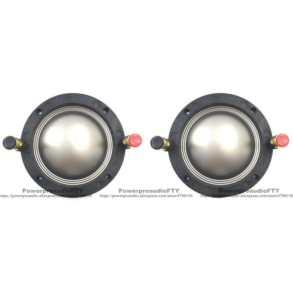 2piece Replacement Diaphragm P Audio Turbosound SD750N 8RD for SD750N SD740N Driver 72mm Aluminium wire